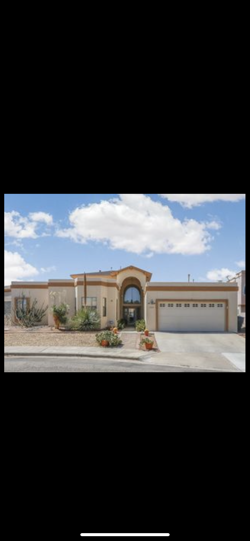 El Paso Home, TX Real Estate Listing